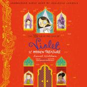 Violet and the Hidden Treasure by  Harriet Whitehorn audiobook