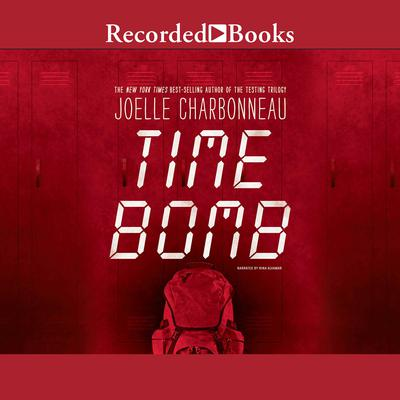 Time Bomb by Joelle Charbonneau audiobook