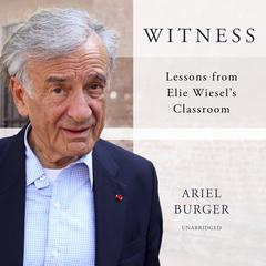 Witness by Ariel Burger audiobook