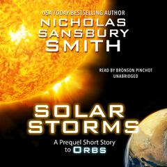 Solar Storms by Nicholas Sansbury Smith audiobook