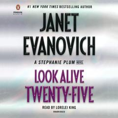 Look Alive Twenty-Five by Janet Evanovich audiobook