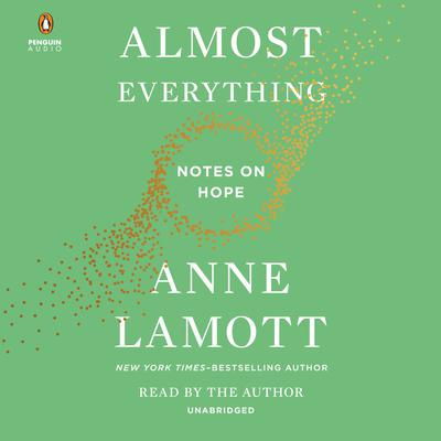 Almost Everything by Anne Lamott audiobook