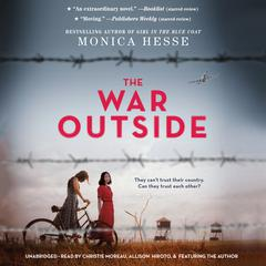 The War Outside by Monica Hesse audiobook
