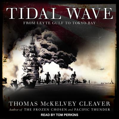 Tidal Wave by Thomas McKelvey Cleaver audiobook