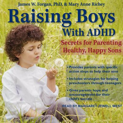 Raising Boys with ADHD by James Forgan audiobook