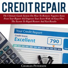 Credit Repair by Charles Peterson audiobook
