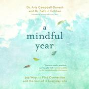 A Mindful Year by  Seth J. Gillihan PhD audiobook