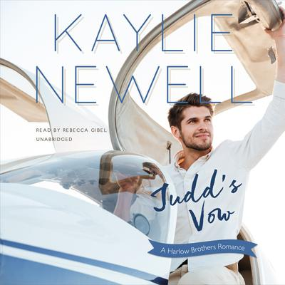 Judd's Vow by Kaylie Newell audiobook