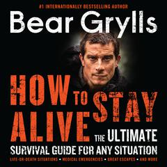 How to Stay Alive by Bear Grylls audiobook