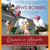 Queen of Hearts by  Rhys Bowen audiobook