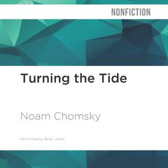Turning the Tide by Noam Chomsky audiobook