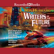 Writers of the Future Volume 31 by  Orson Scott Card audiobook