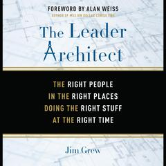The Leader Architect by Jim Grew audiobook