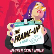 The Frame-Up by  Meghan Scott Molin audiobook