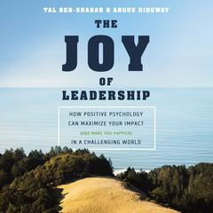 The Joy of Leadership by Tal Ben-Shahar audiobook