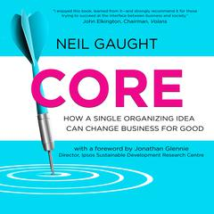 CORE by Neil Gaught audiobook