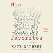 His Favorites by  Kate Walbert audiobook