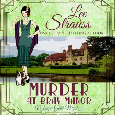 Murder at Bray Manor by Lee Strauss audiobook