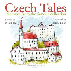 Czech Tales by Patrick Healy audiobook