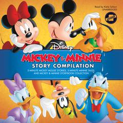 Mickey & Minnie Story Compilation by Disney Press