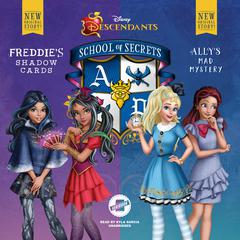 Disney Descendants: School of Secrets: Books 2 & 3 by Disney Press,Jessica Brody
