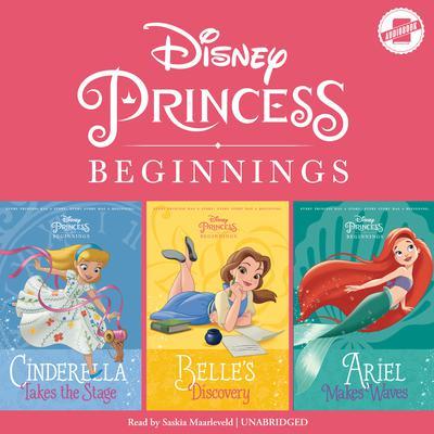 Disney Princess Beginnings: Cinderella, Belle & Ariel ...