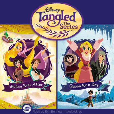 Tangled: The Series by Disney Press audiobook