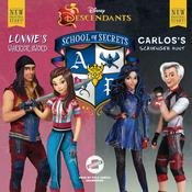 Disney Descendants: School of Secrets: Books 4 & 5 by  Jessica Brody audiobook