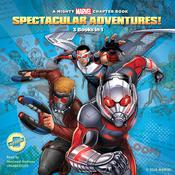 Spectacular Adventures! by  Marvel Press audiobook