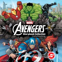 Avengers Storybook Collection by Marvel Press audiobook