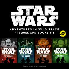 Star Wars Adventures in Wild Space: Books 1–3 by Disney Press