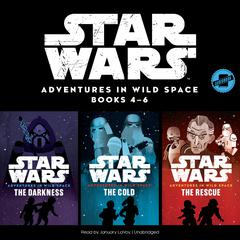 Star Wars Adventures in Wild Space: Books 4–6 by Disney Press