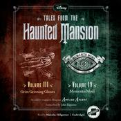 Tales from the Haunted Mansion: Volumes III & IV by  Amicus Arcane audiobook
