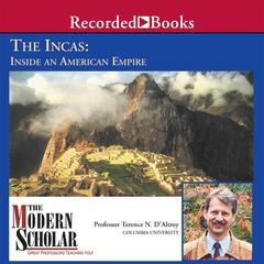 The Incas by Terence N. D'Altroy audiobook