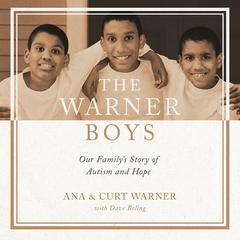 The Warner Boys by Curt Warner audiobook