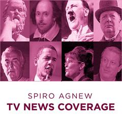 Spiro Agnew Tv News Coverage by Spiro Agnew audiobook