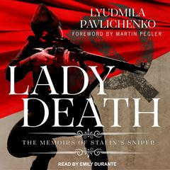 Lady Death by Lyudmila Pavlichenko audiobook