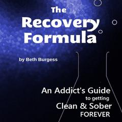 The Recovery Formula by Beth Burgess audiobook