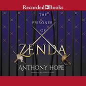 The Prisoner of Zenda by  Anthony Hope audiobook