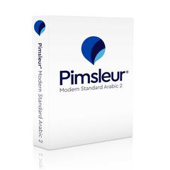 Pimsleur Arabic (Modern Standard) Level 2 by Paul Pimsleur audiobook