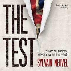 The Test by Sylvain Neuvel audiobook