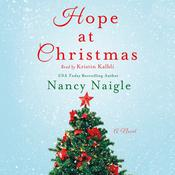 Hope at Christmas by  Nancy Naigle audiobook