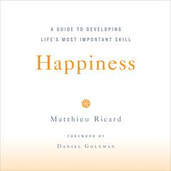 Happiness by Matthieu Ricard audiobook
