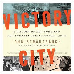 Victory City by John Strausbaugh audiobook