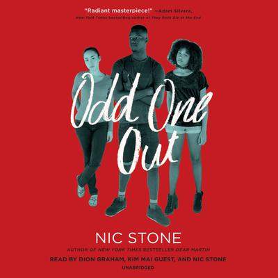 Odd One Out by Nic Stone audiobook