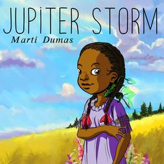 Jupiter Storm by Marti Dumas audiobook