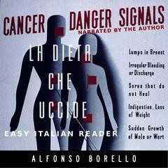 La Dieta che Uccide - Easy Italian Reader (Italian Edition) by Alfonso Borello audiobook