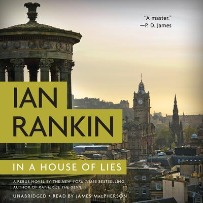 In a House of Lies by Ian Rankin audiobook
