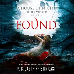 Found by P. C. Cast audiobook