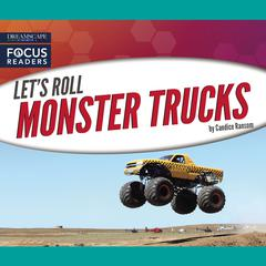 Monster Trucks by Candice Ransom audiobook